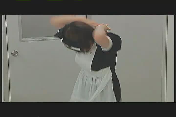 【七海なな】メイドコスプレをしていたお姉さんがレイプされてしまう